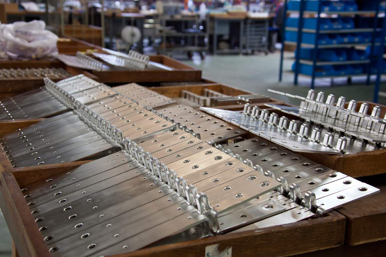 Composants pour relais de mesure