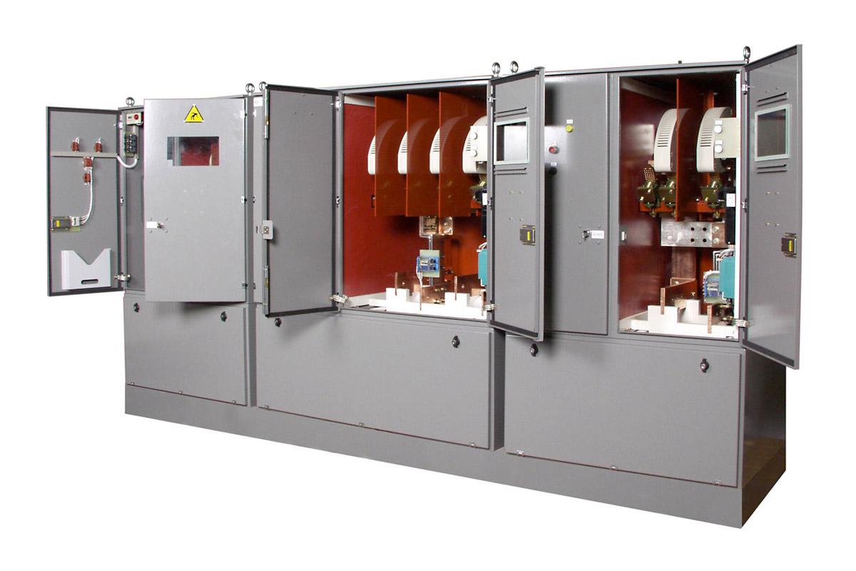 Relais d'intensité armoire disjoncteur RATP